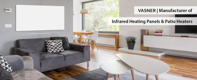 VASNER Infrared Panel Heaters