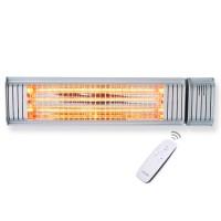 VASNER Appino 20 Infrared Patio Heater 2000 Watts Silver