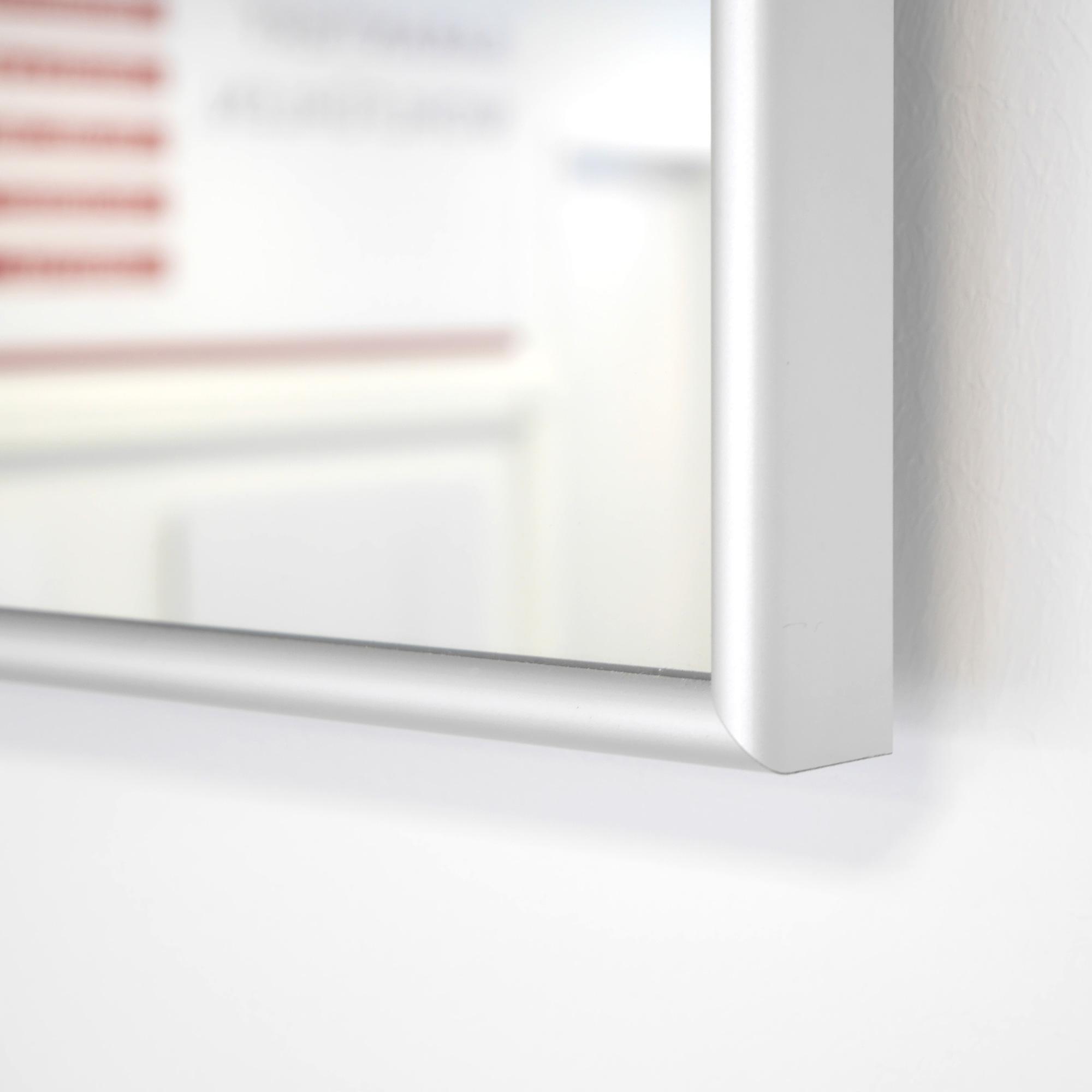 Titan Vorschau Der Edle Spiegel Mit Alu Rahmen