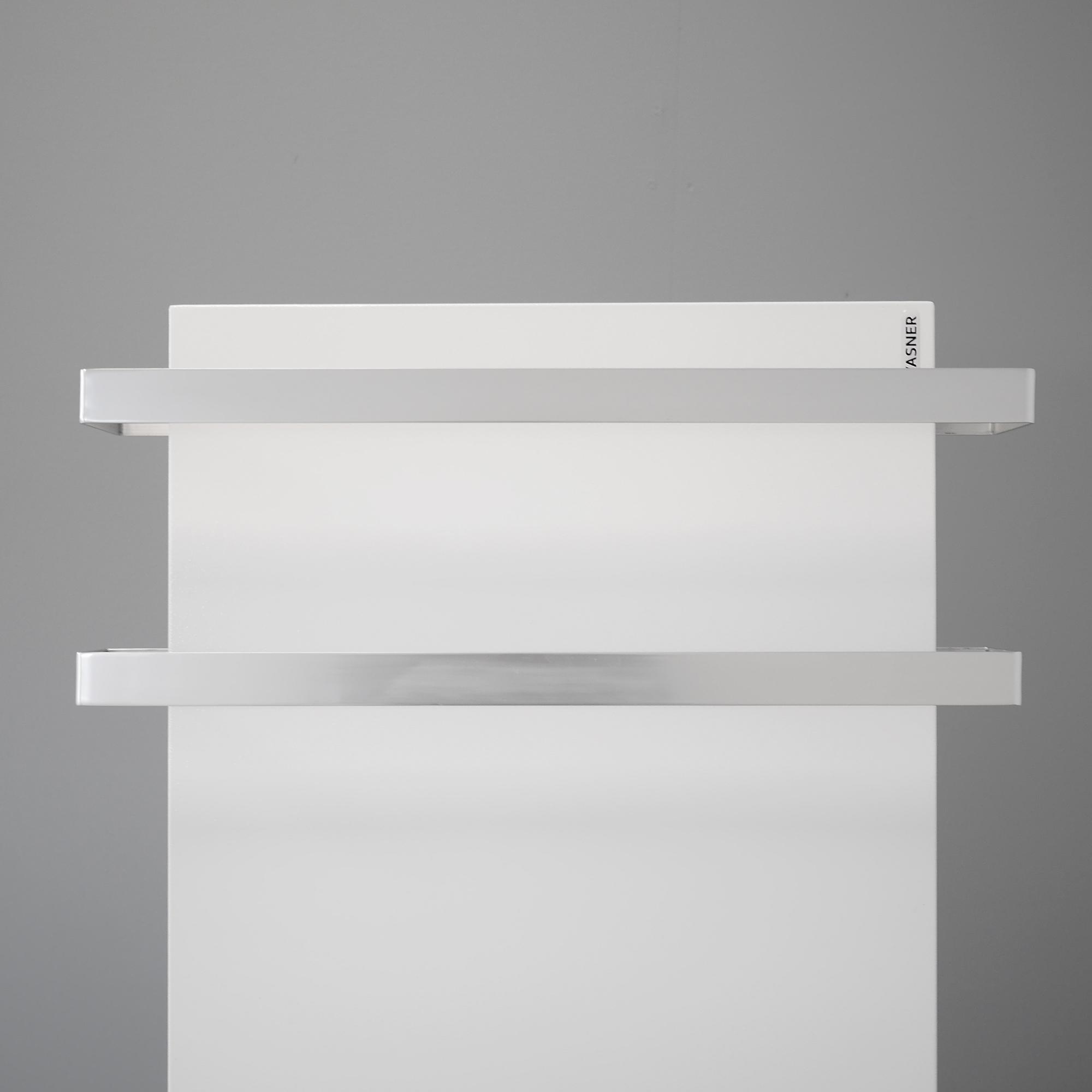 VASNER Citara Infrarot Handtuchtrockner Aluminium