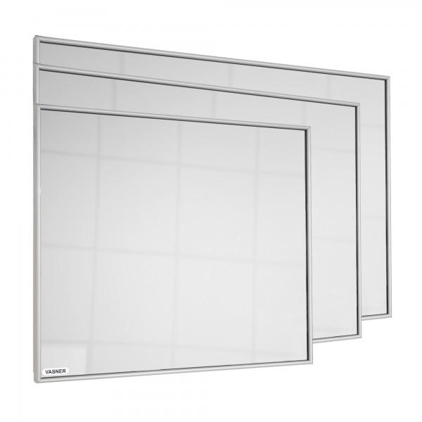 Infrarotheizung Spiegel mit Rahmen Made in Germany