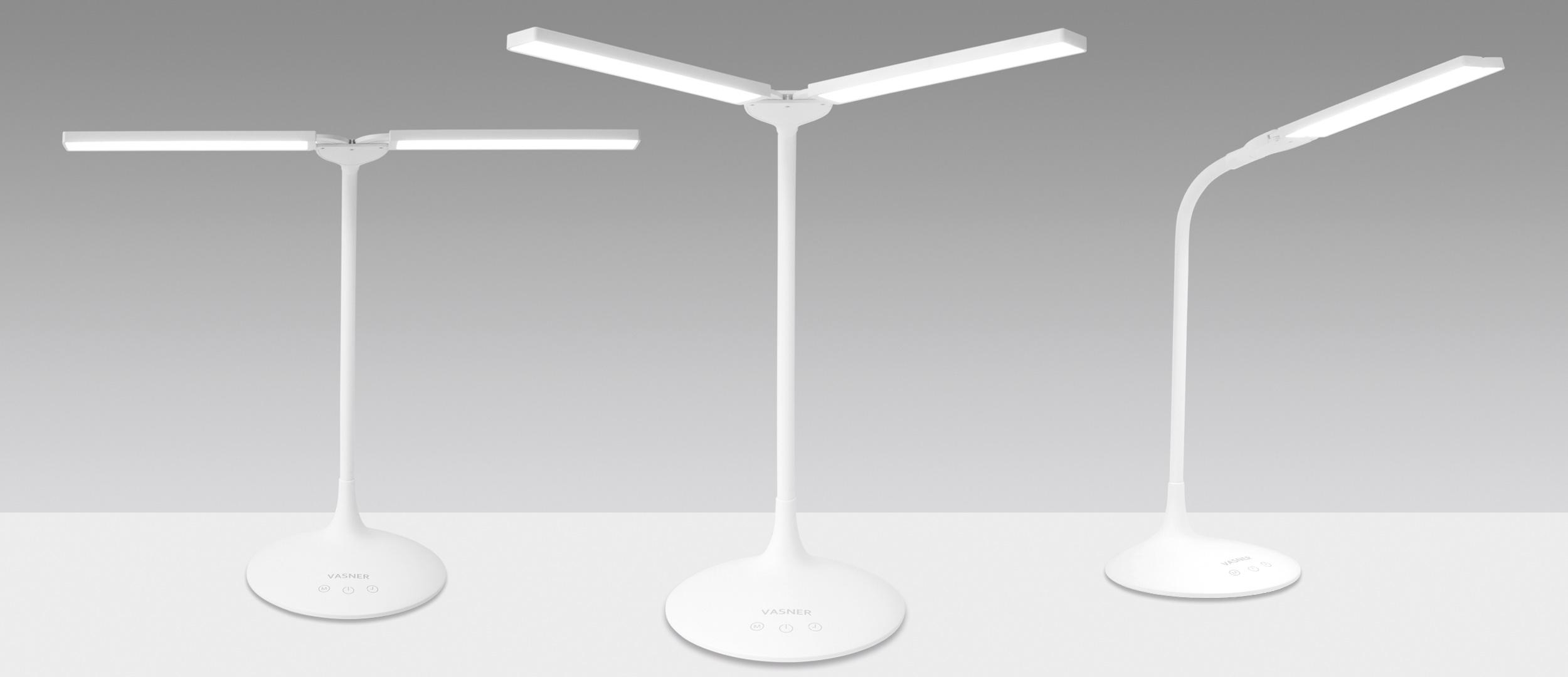 VASNER Tischleuchten Kategorien Schreibtischlampen & Nachttischlampen