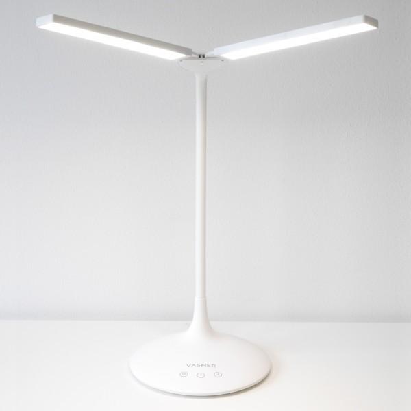 VASNER Splitty Desk Lamp White