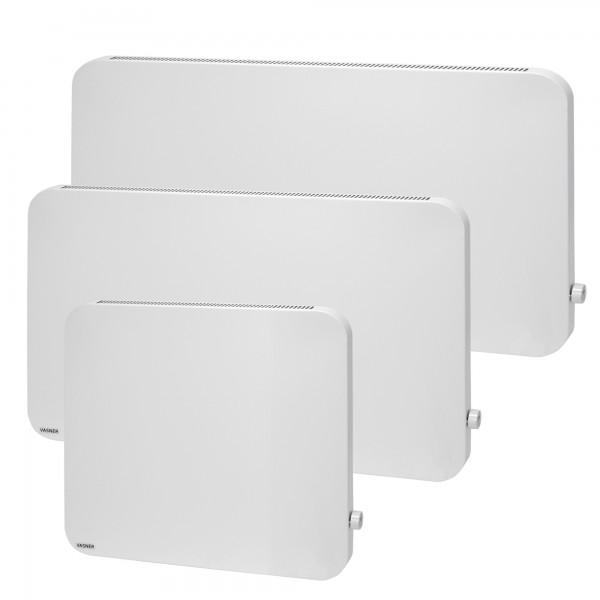 VASNER Konvi Plus Hybrid Electric Heaters with Thermostats - 3 Sizes