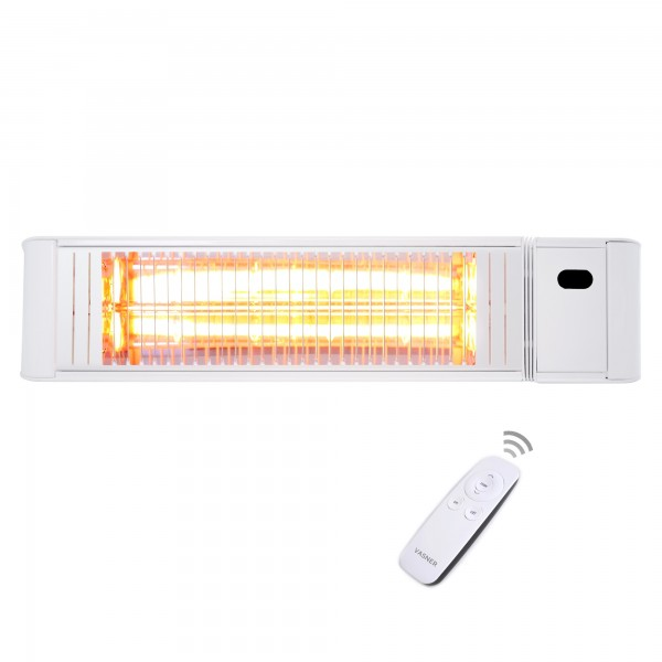 VASNER Teras X20 Infrared Ceiling Heater 2000 Watts White