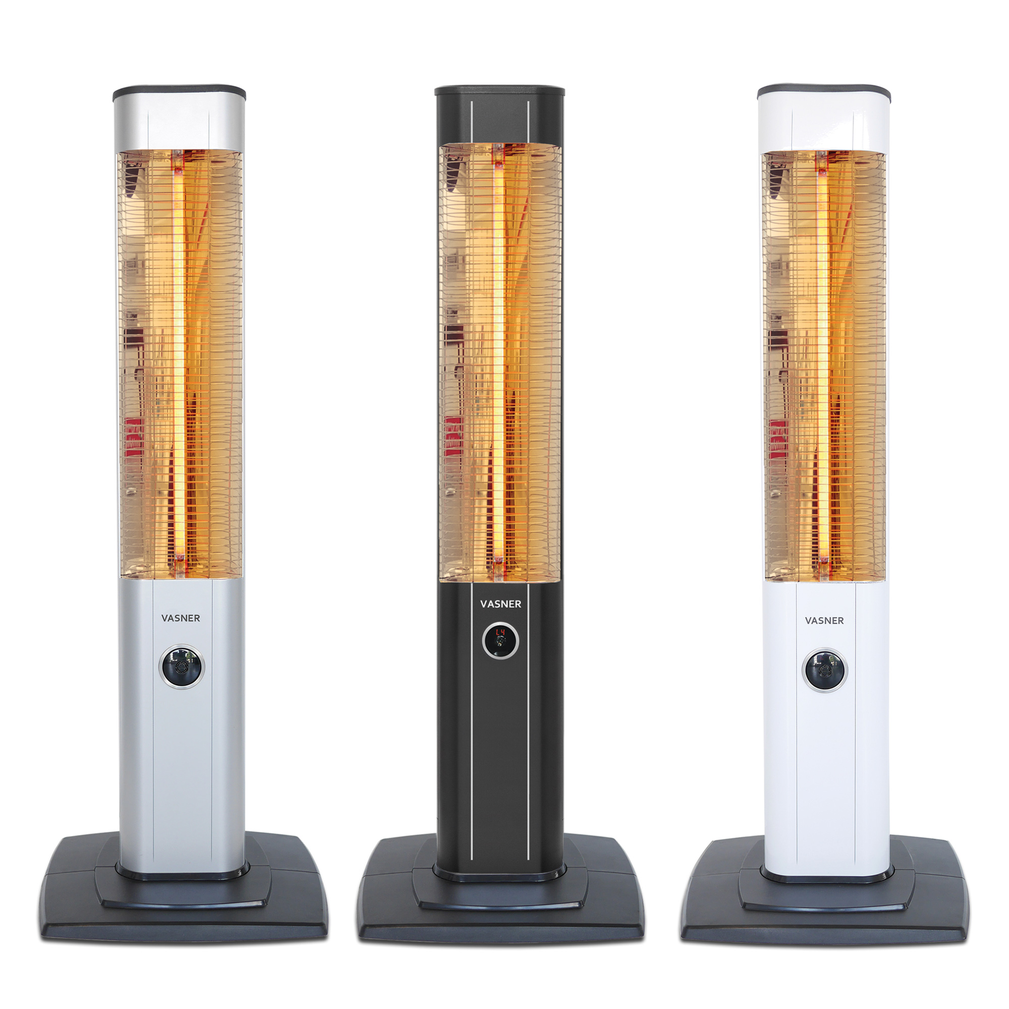 freestanding-patio-heater-StandLine-remote-control