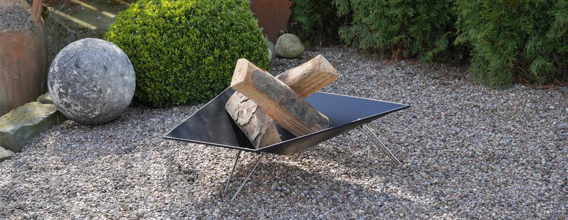 VASNER-Merive-3-Feuerschale-schwarz-Edelstahl-Design-Garten-Terrasse-Title