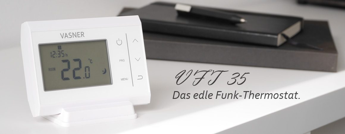 Funk-Raumthermostat