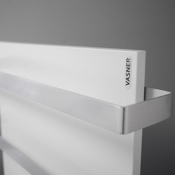 VASNER Aluminium Infrared Towel Rails for Citara Heating Panels