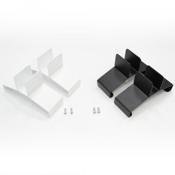 Colour selection to turn Konvi in white and black into a freestanding device