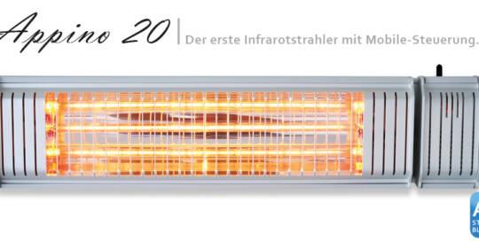 Appino-20-VASNER-Infrarotstrahler