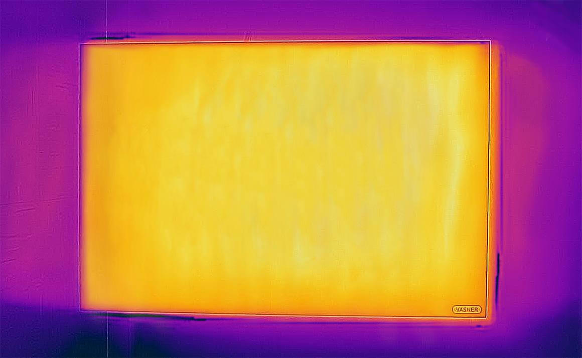 Infrarot Heizplatte Bild Infrarotstrahlung