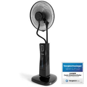 Ventilator mit Wasser Standventilator Vergleichssieger Testsieger