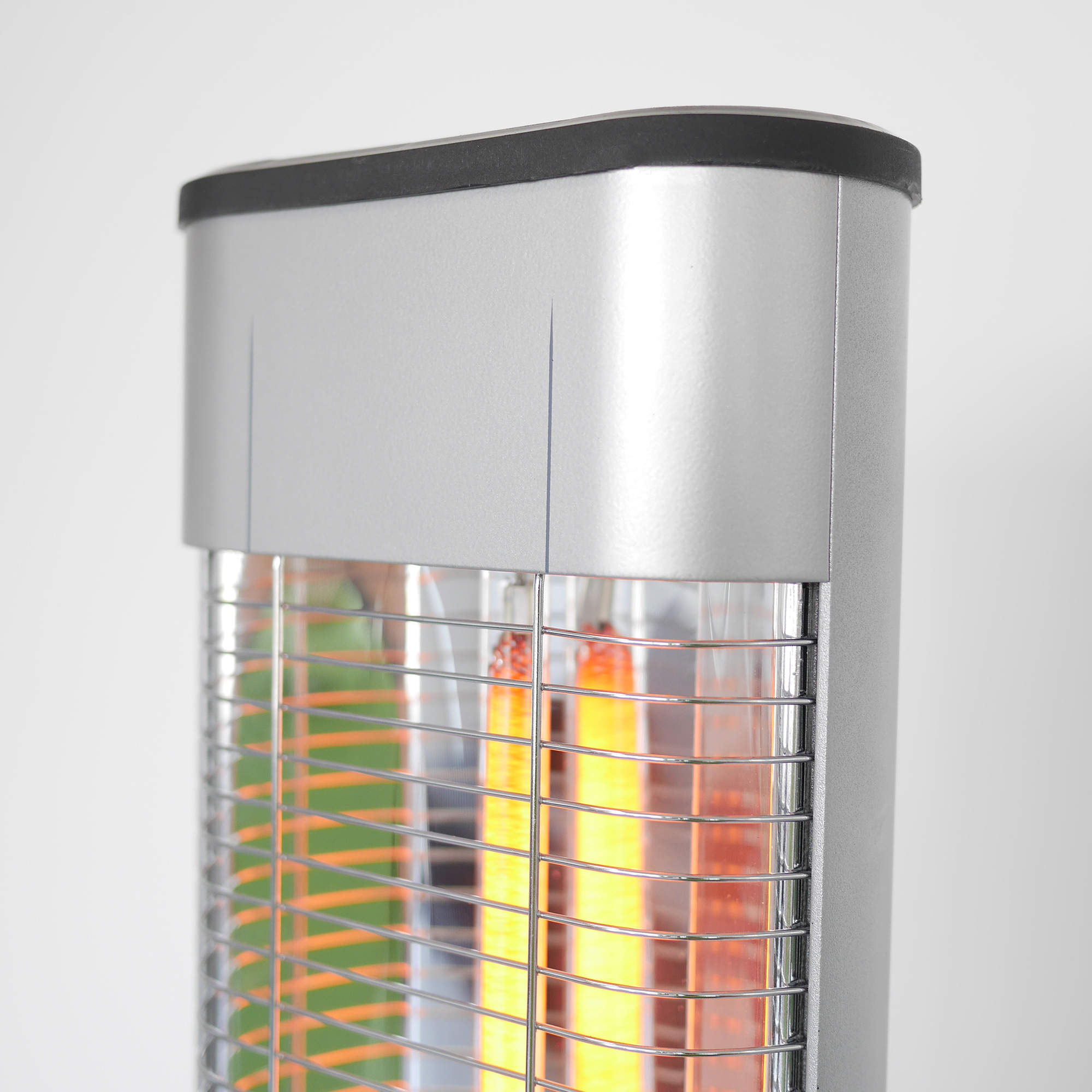 vasner standline mini infrarot standheizstrahler 1200 w carbonr hre. Black Bedroom Furniture Sets. Home Design Ideas