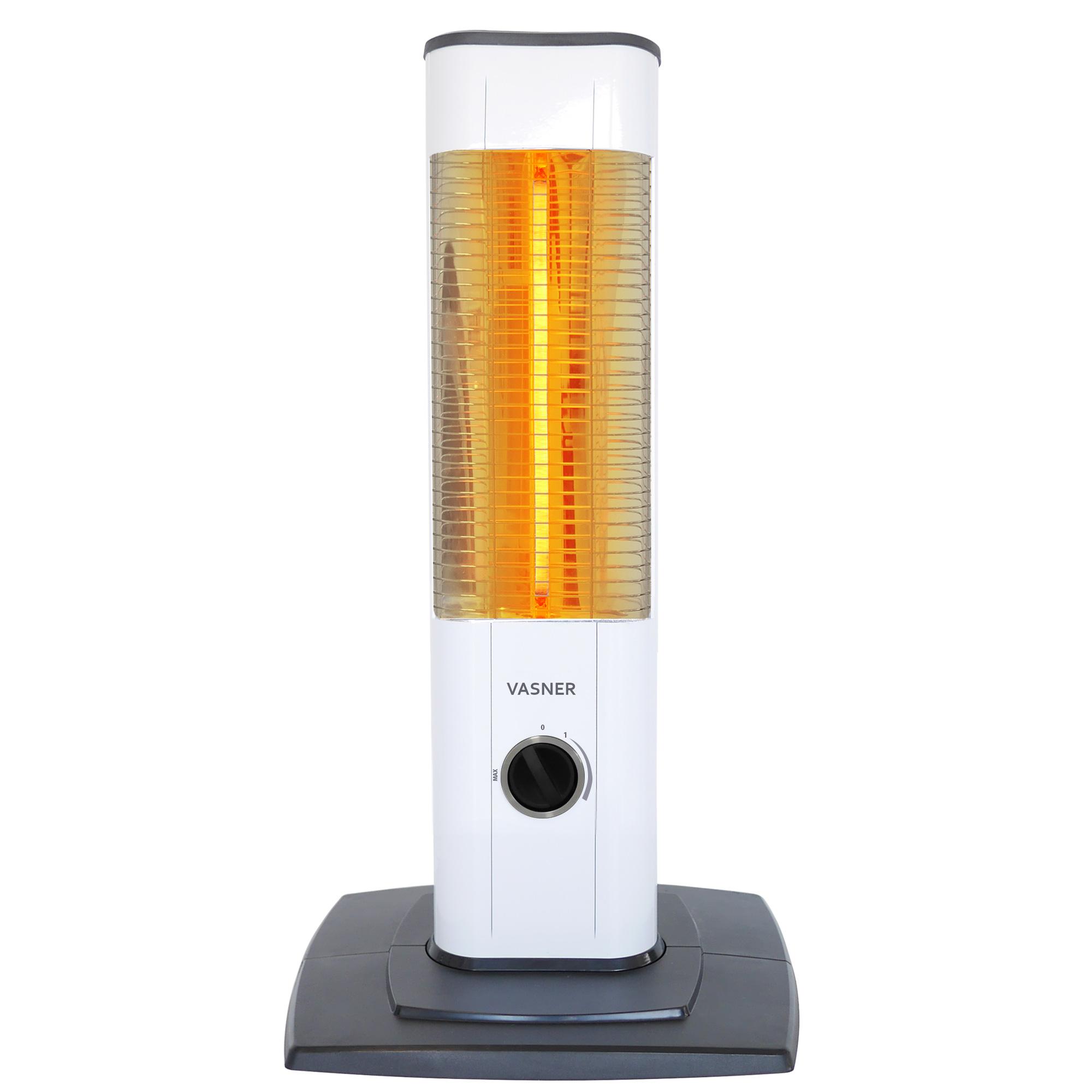 vasner standline mini infrarot heizstrahler standger t 1200 w carbon. Black Bedroom Furniture Sets. Home Design Ideas