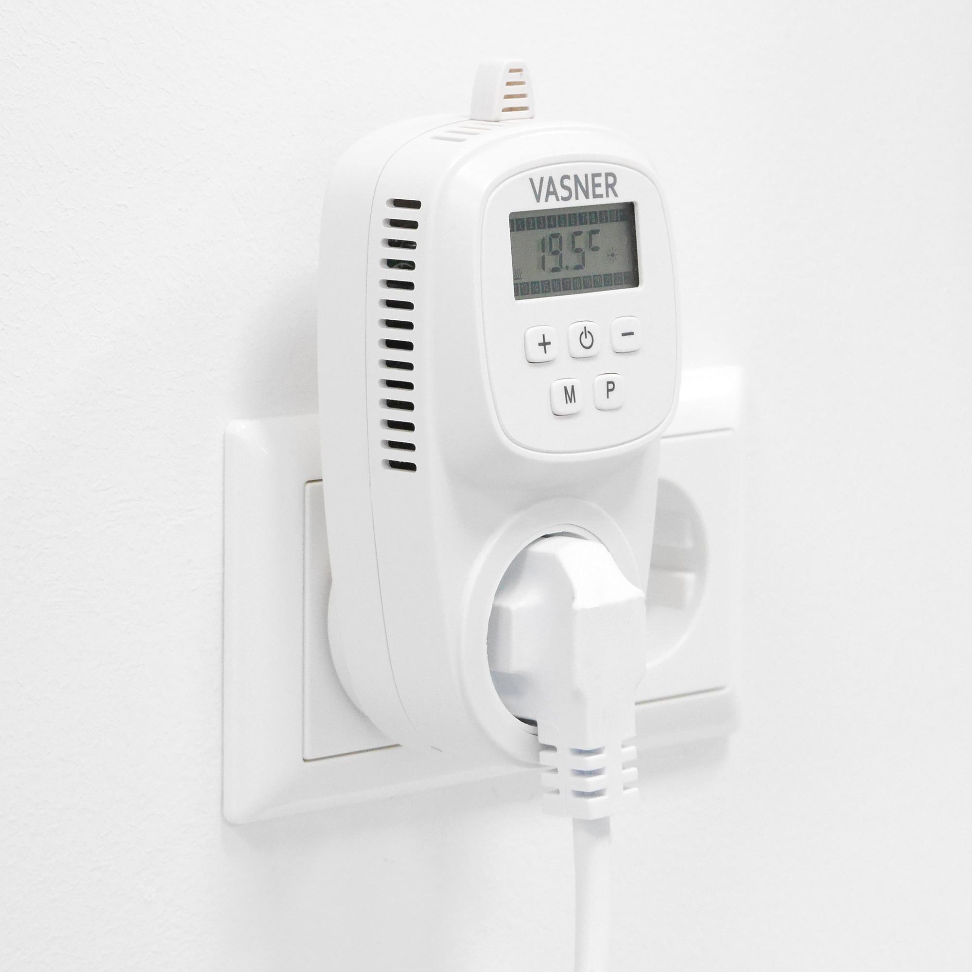 vasner universal thermostat vut35 infrarotheizung elektroheizung. Black Bedroom Furniture Sets. Home Design Ideas