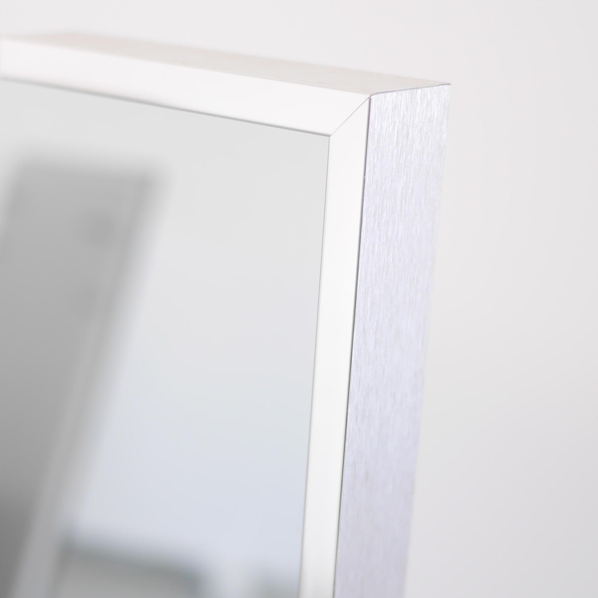 Chromrahmen der Infrarotheizung Spiegel von VASNER