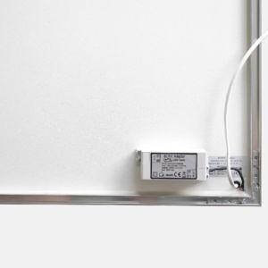 Stromanschlüsse für Licht und Heizung am VASNER Infrarot Spiegel