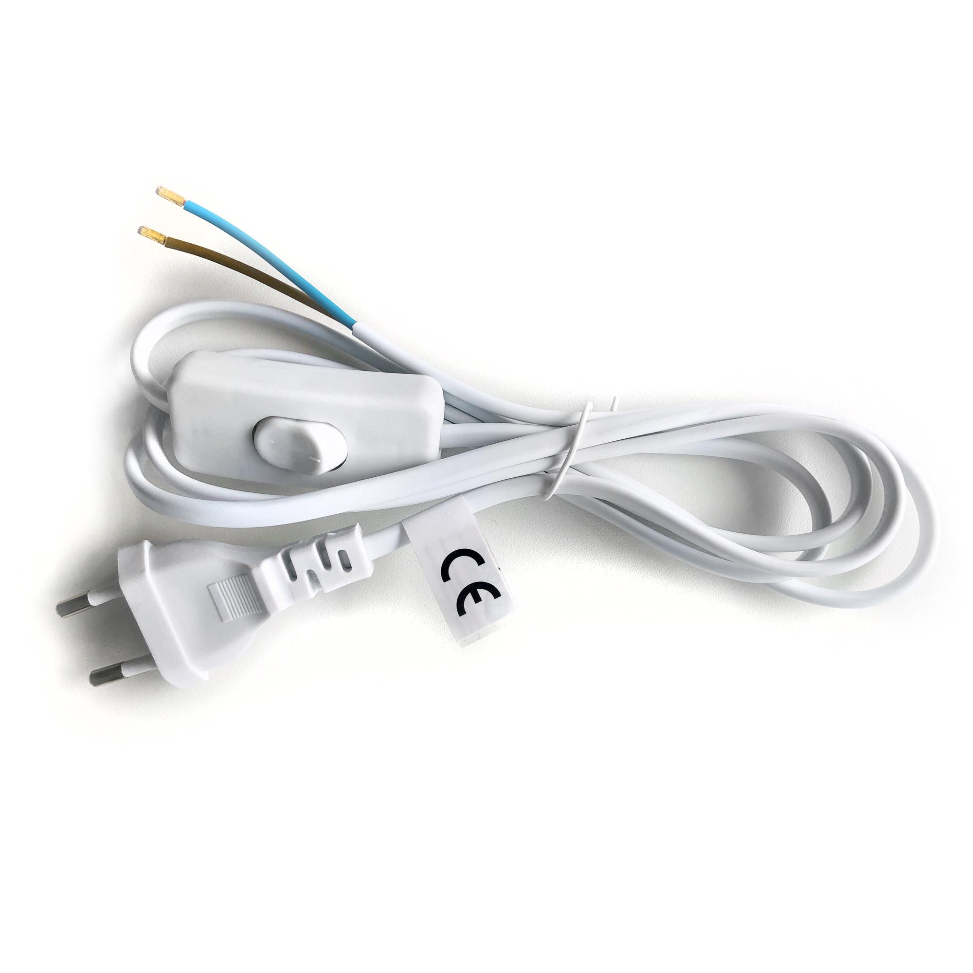 Separater Schalter für die LED Beleuchtung der Spiegelheizung mit Licht