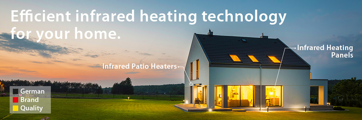 VASNER Infrared Quality Products - Panel Heaters and Patio Heaters