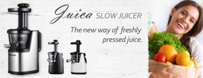 VASNER JUICA cold press juicer slow juicer
