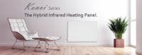 VASNER Konvi - Hybrid Infrared Heating Panel-with built-in Thermostat