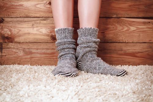 Mit einem Teppich können Sie Heizkosten sparen