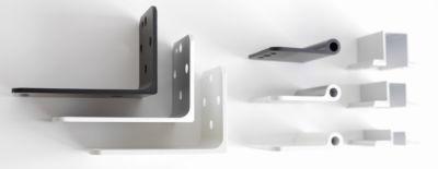 Individuelle Halterungen für Deckenheizstrahler und Terrassenstrahler