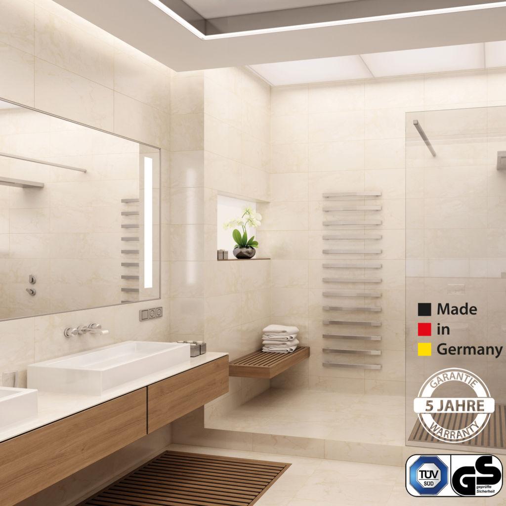 Ein Infrarotheizung Spiegel kann als Dunkelstrahler ideal im Haus verwendet werden
