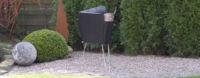 Mit einem Merive M2 Feuerkorb Garten und Terrasse schmücken