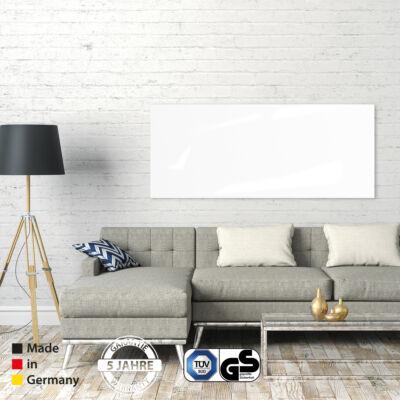 Wärmewellenheizung Wandmontage geeignet