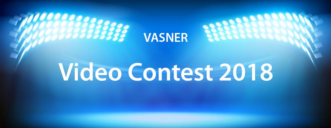 Heizstrahler- VASNER Video Contest 2018