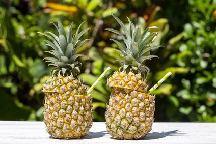 VASNER Juica Pina Colada Rezept für Ihre Gartenparty Gäste