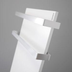 Infrarot Wandheizung mit Handtuchstangen