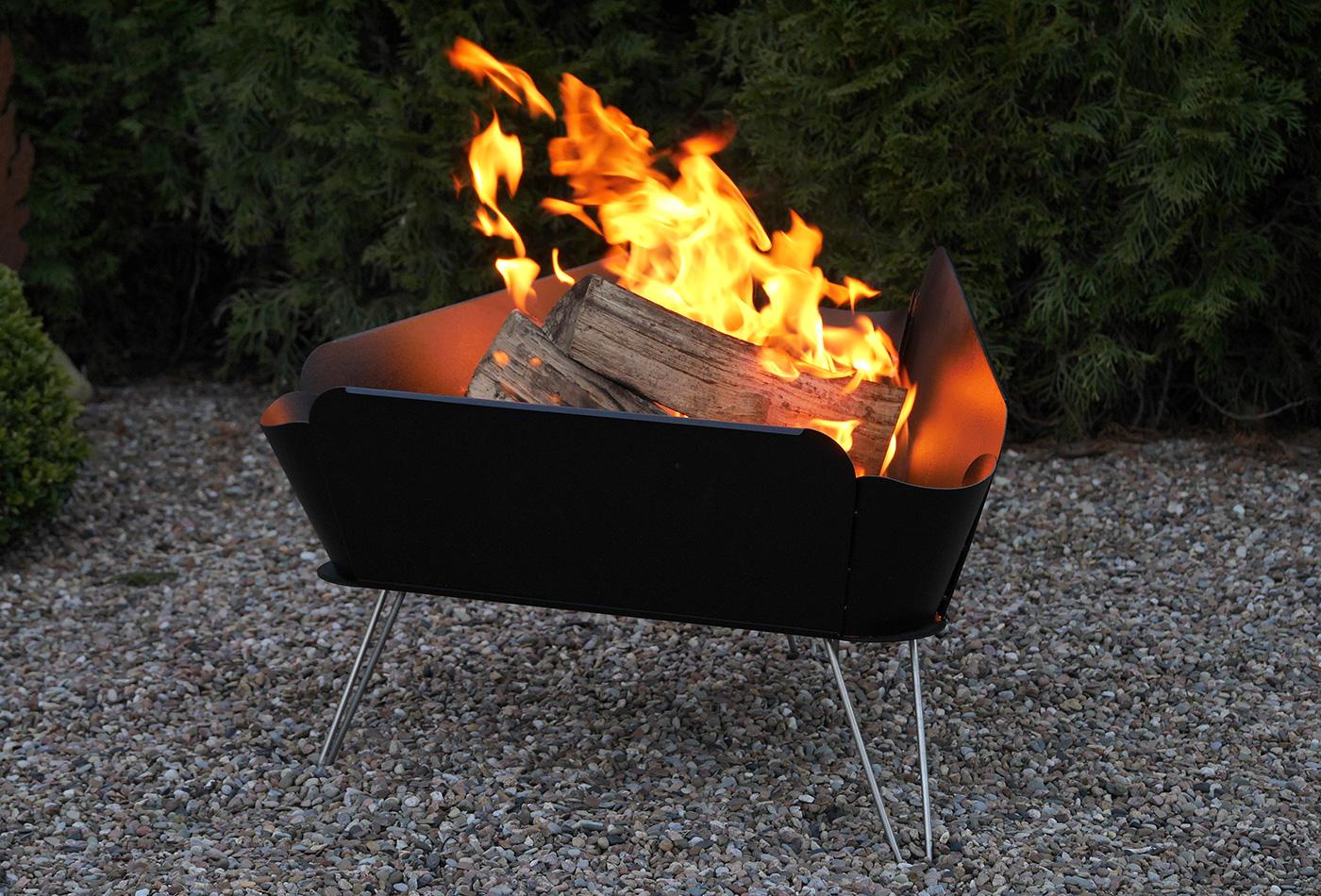 VASNER Merive M1 Feuerschale für die beste Sommerparty