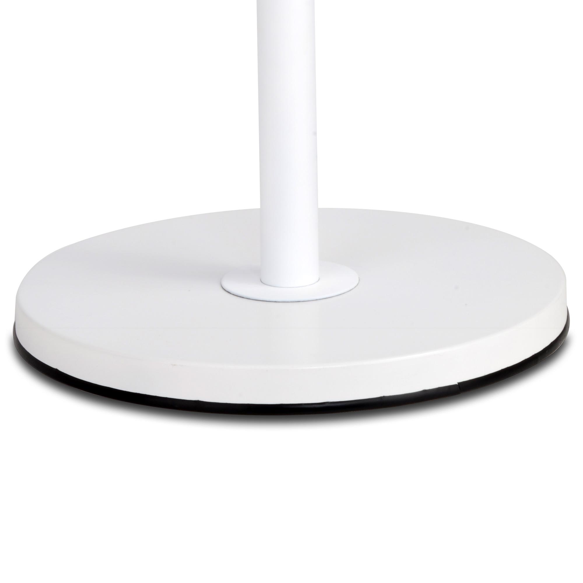 Der Standventilator mit rundem Standfuß