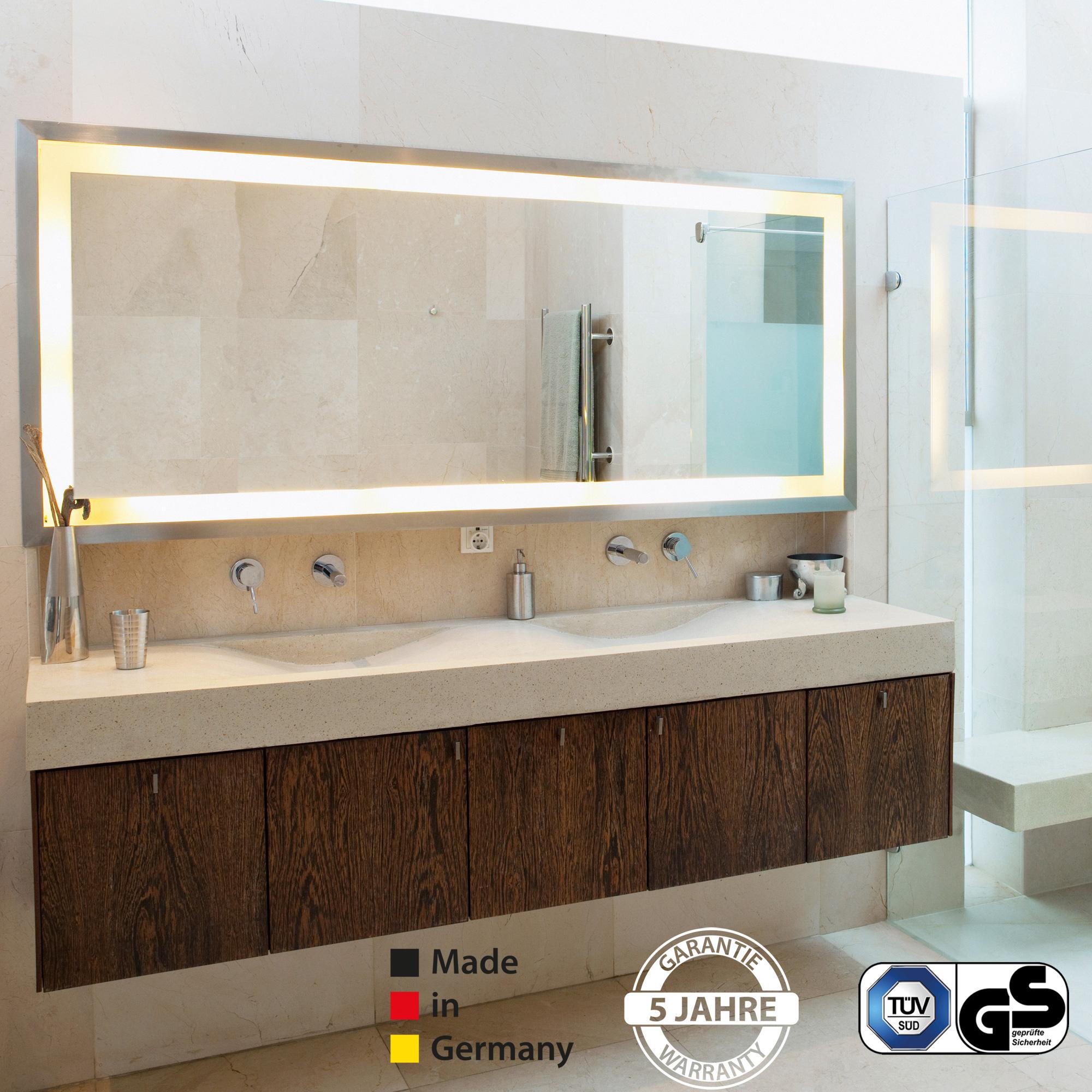 Infrarotheizung vasner hohe effizienz t v bis 5 j for Hohe spiegel bad