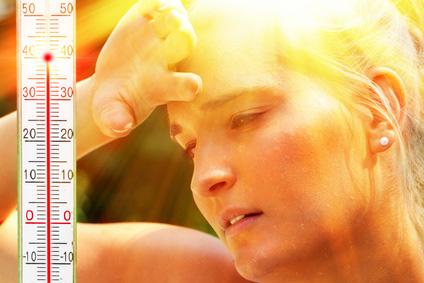 Die richtige Temperatur am Arbeitsplatz ist wichtig für die Gesundheit und für das Leistungsvermögen