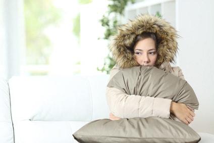 Richtig heizen im Winter für Ihre Gesundheit