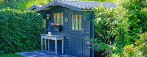 Infrarotheizungen stellen eine ideale Wärmequelle für Gartenhäuser dar