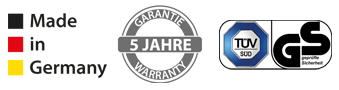 Infrarotheizungen mit TÜV Garantie Made in Germany