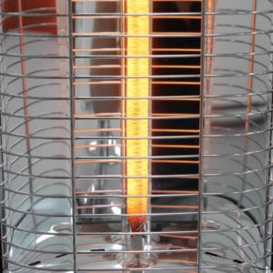 stand-up heater with carbon technology long-lived, efficient patio heater for quick heat