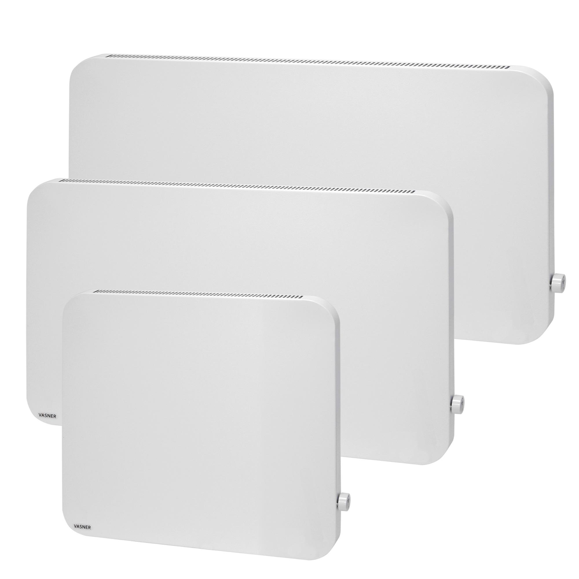 Elektroheizung mit Thermostat Infrarot + Warmluft