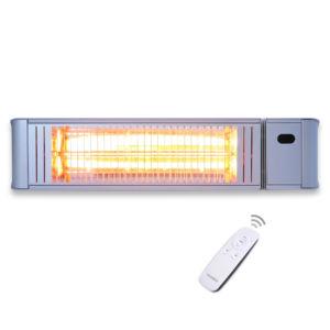 Der kurzwellige Infrarotstrahler als Wärmequelle für schnelle, zusätzliche Wärme im Keller