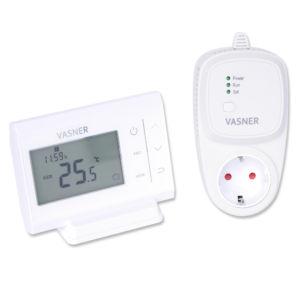 Deckenheizung Steuerung per digital Thermostat