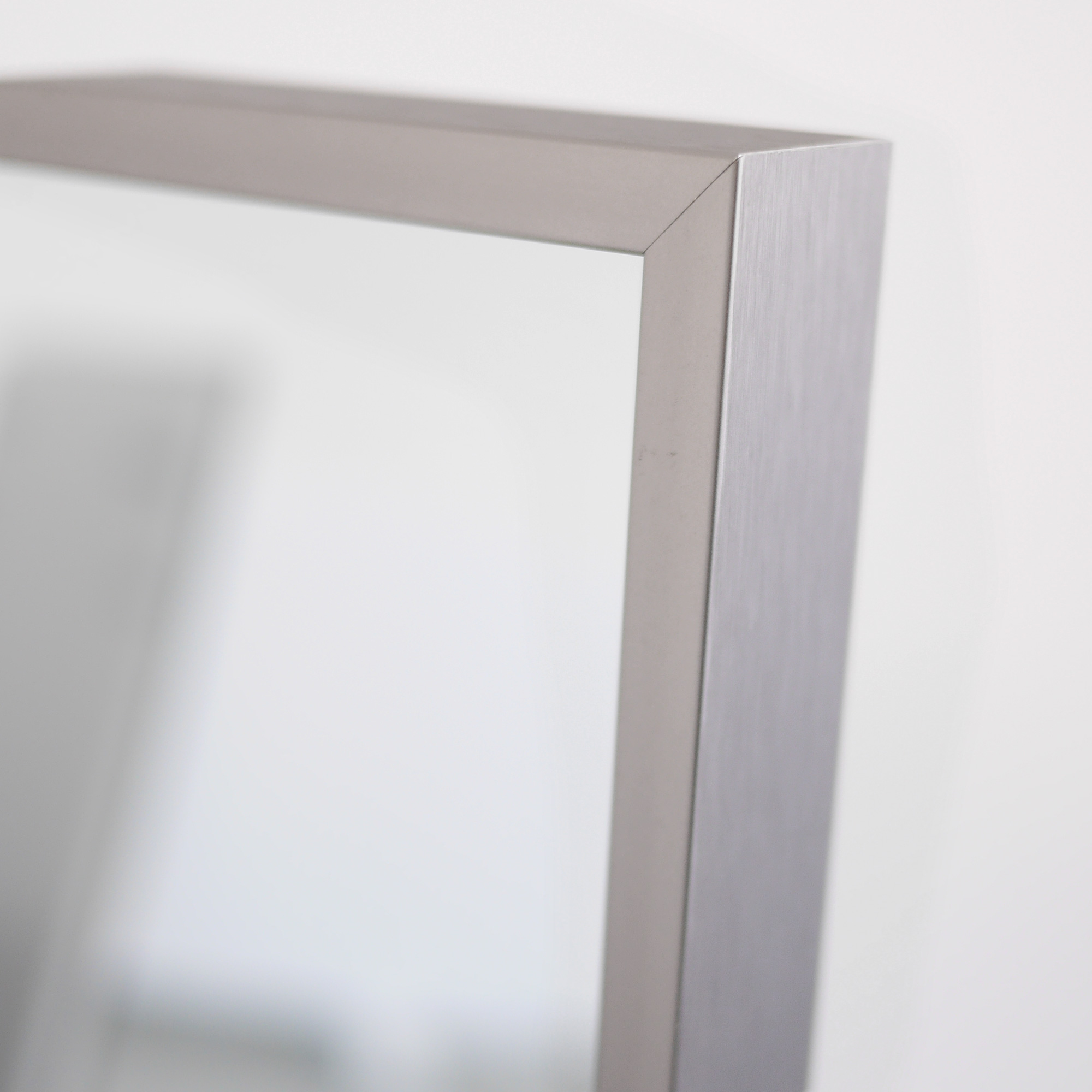 Framed IR Mirror with elegant titanium frame