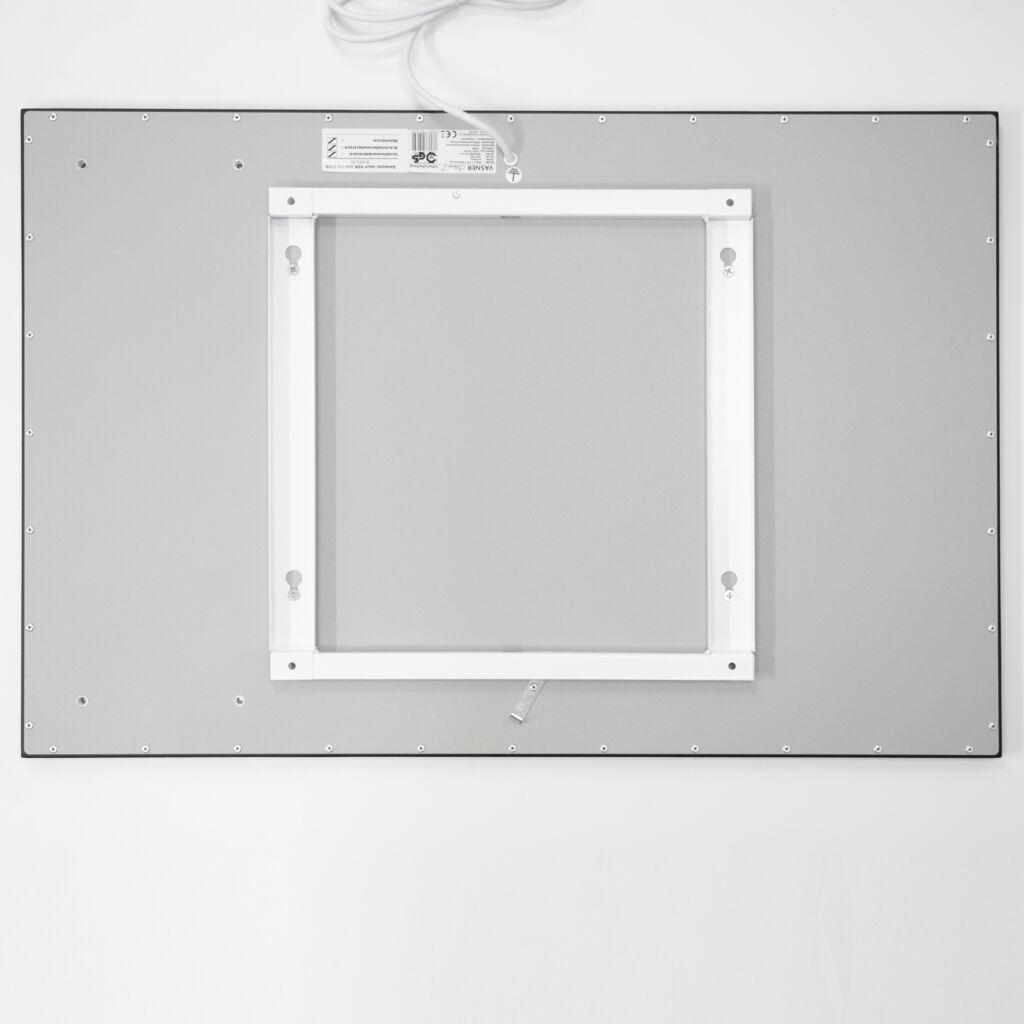 Electric blackboard heater with power cord + wall mount