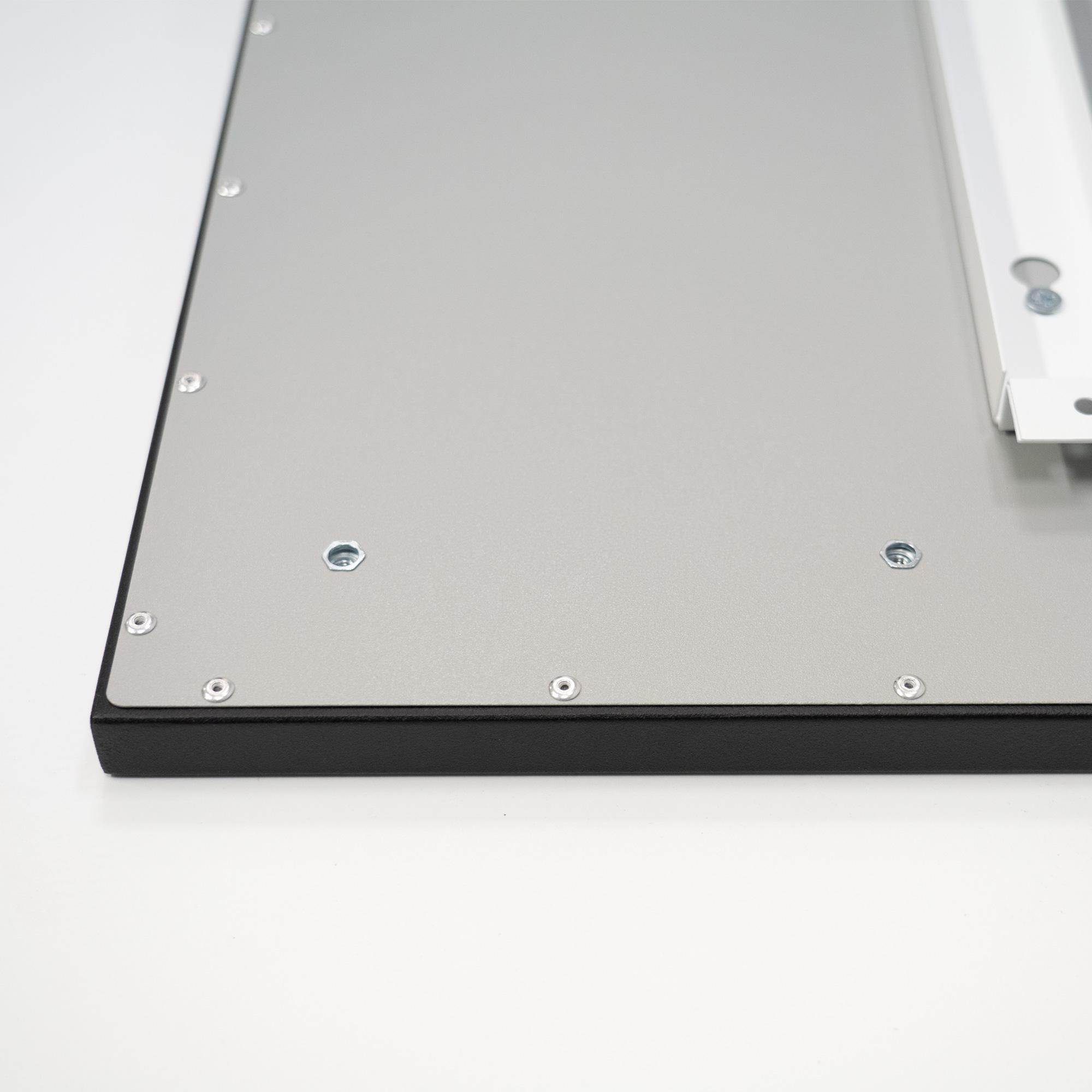 Infrarotheizung Tafel mit Citara Handtuchstangen kompatibel