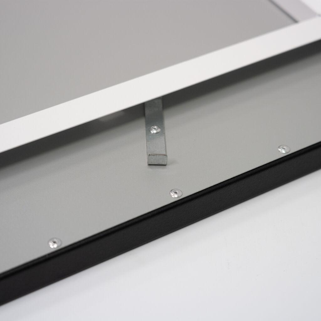 Infrarot Tafelheizung zur sicheren Deckenmontage