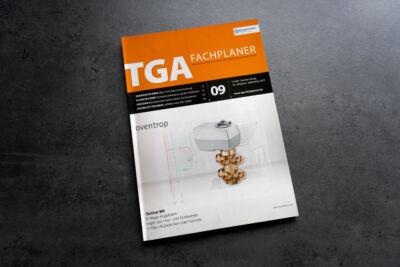 TGA Technische Gebäudeausrüstung Fachplaner zu InfraRaster Rasterdeckenheizungen